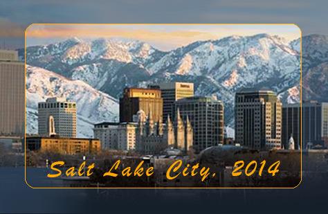 SAGES 2014 Annual Meeting, Salt Lake City, Utah