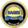 SAGES 2016 Recognition of Excellence