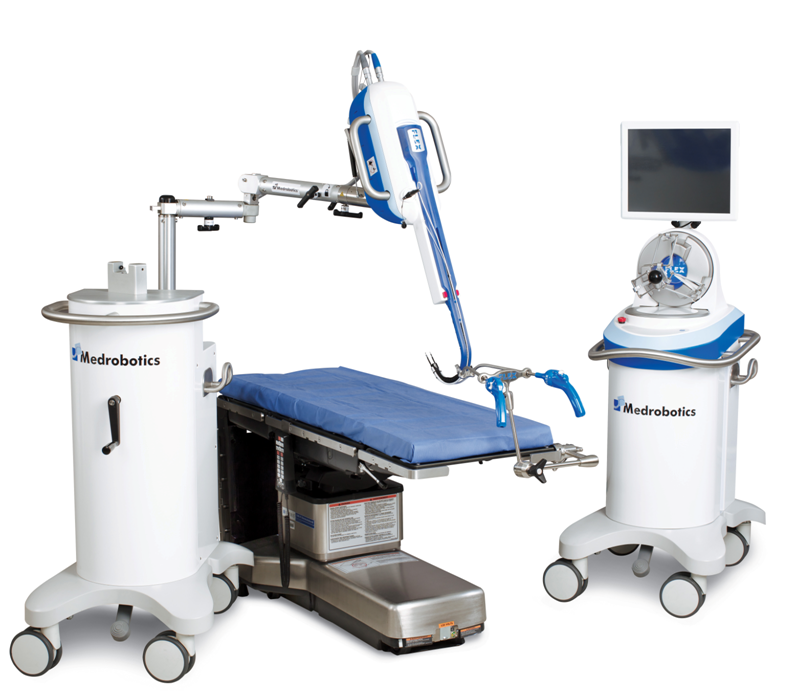 Flex Robotic System and Flex Colorectal Drive