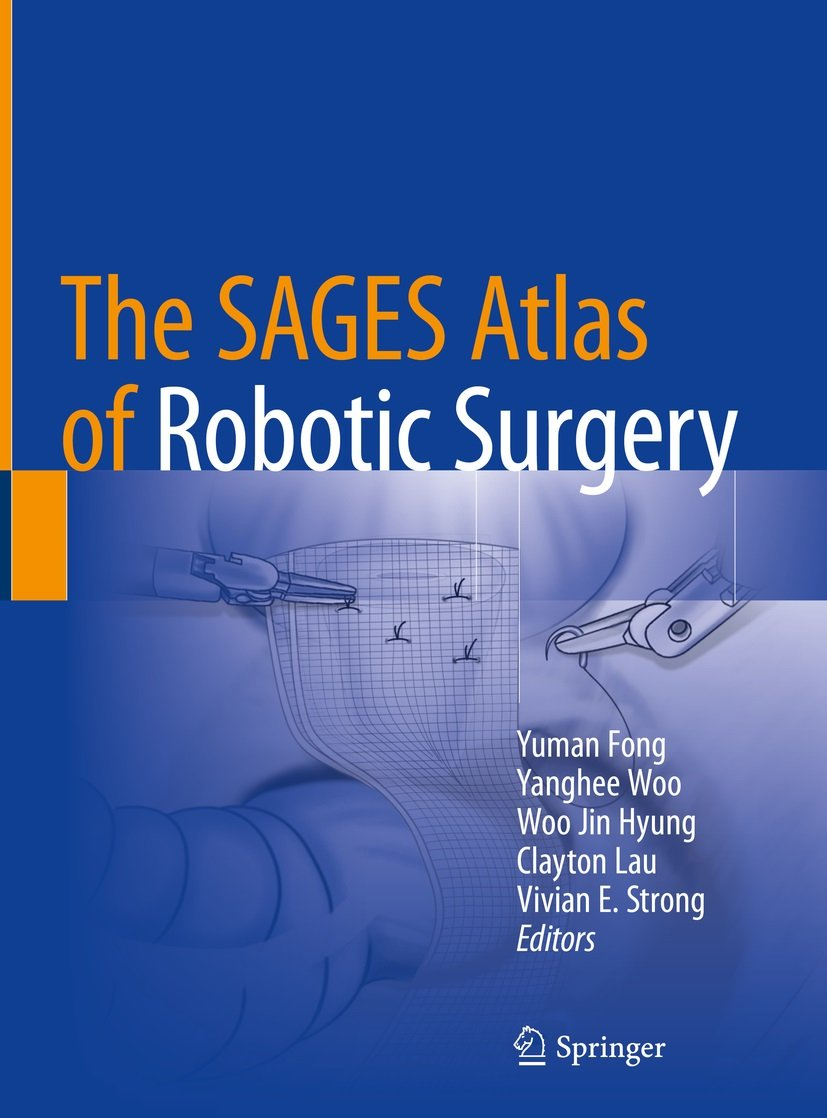 The SAGES Atlas of Robotic Surgery