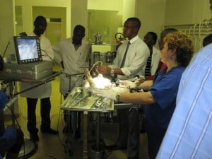 Surgery in Zimbabwe