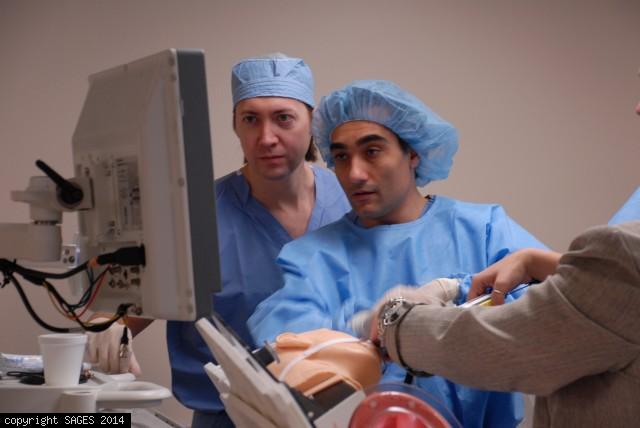 SAGES Endoscopy course