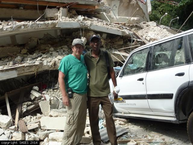 Healing Hand for Haiti Compound