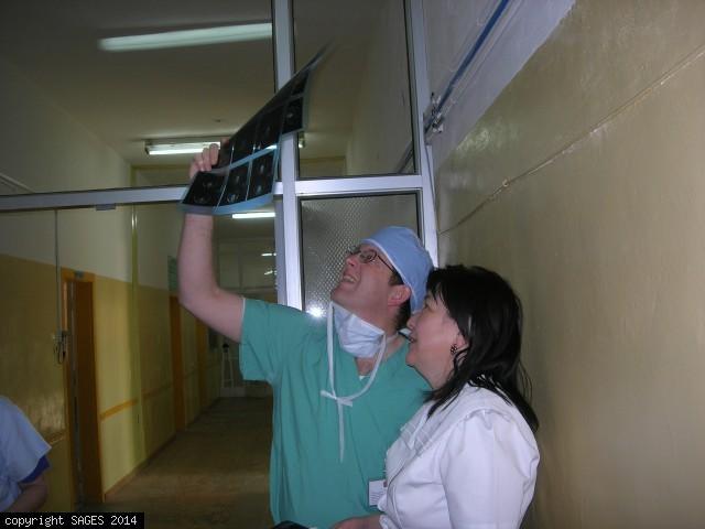 Hallway consult Mongolia 2006