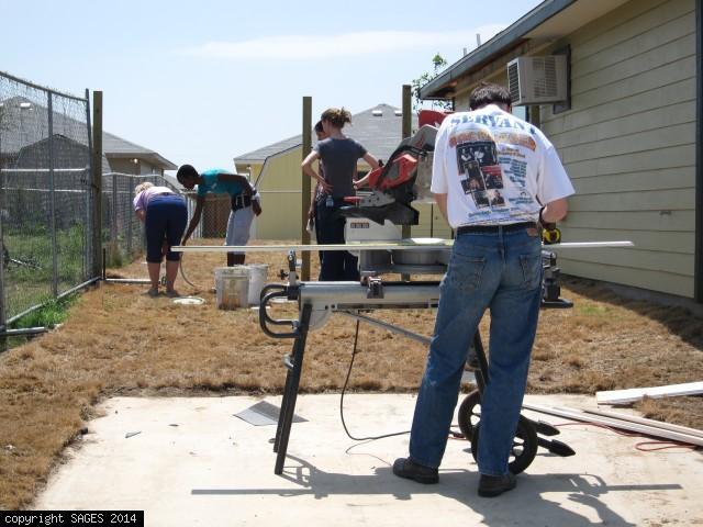 SAGES Builds a House – 2