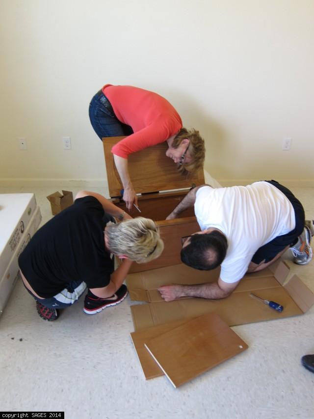 SAGES Builds a House – 4