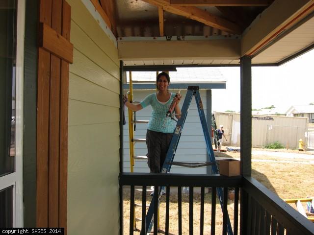 SAGES Builds a House – 7